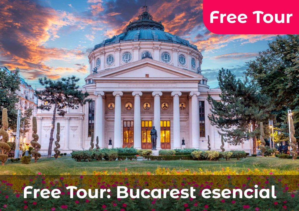 Bucharest Free walkingTour